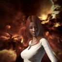 Platinum Huntress