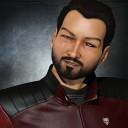 First Commander'Riker