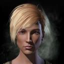 Blonde Killerbiene