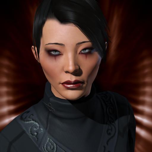 Lady bayushi
