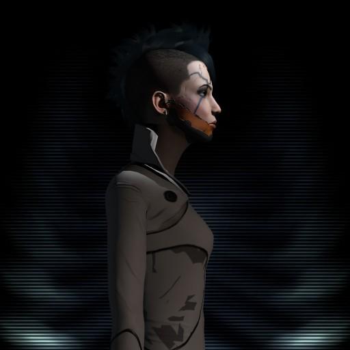 Space-Elf Princess Faelivrin