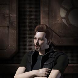 Steve Mustache