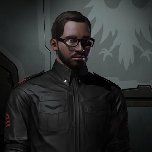 Admiral William Adamma