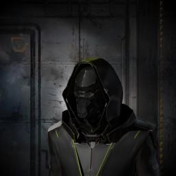 Black-Guard-Scavenger