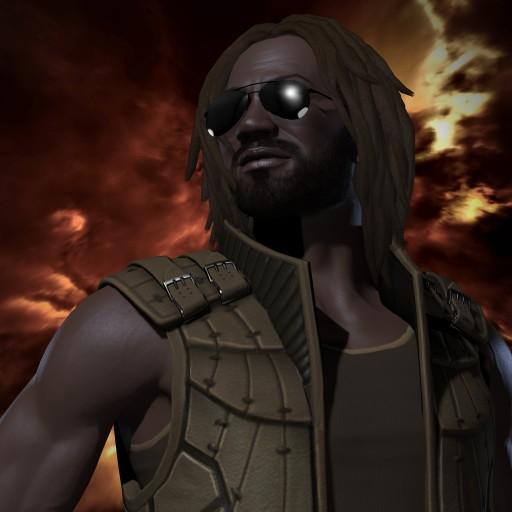 Commander Black Beard