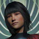 Aster Iris