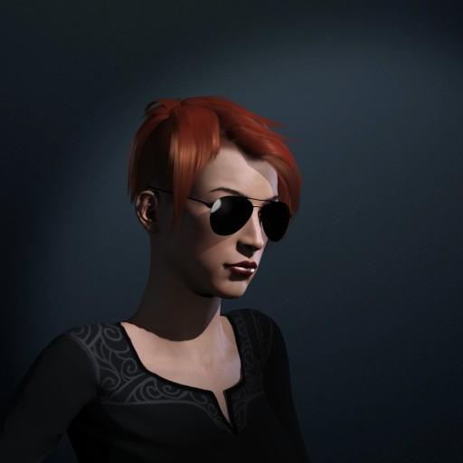 Anastasia Korben Lamborghini