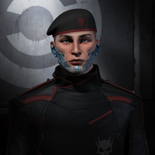 Commander Tork