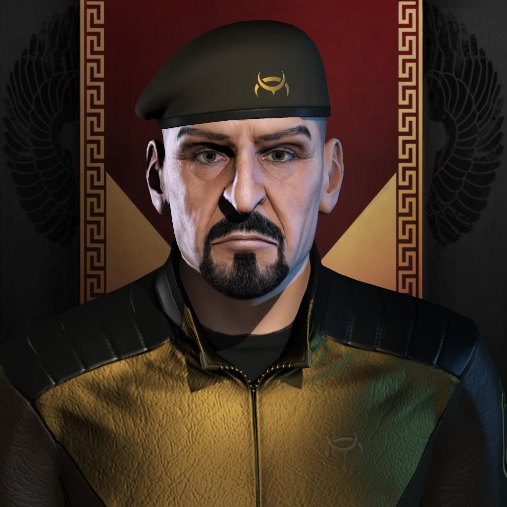 Commander Alion