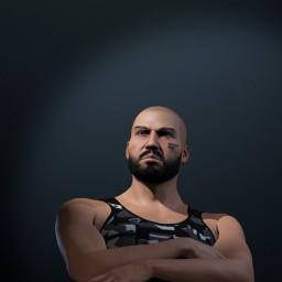 Commander Clive