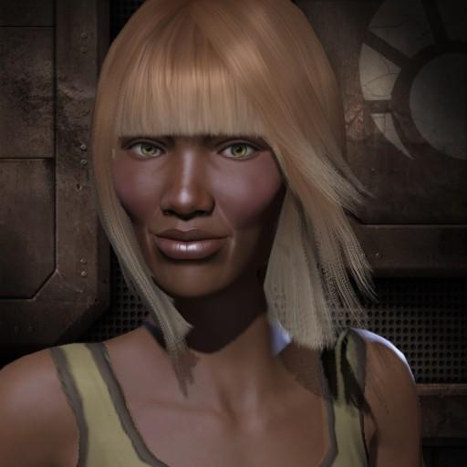 Lady Amarula Zulu