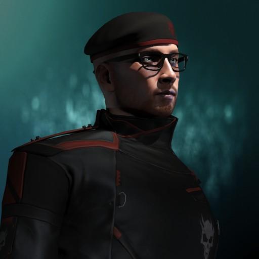 Captain Rogers Mangeiri
