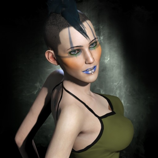 Nymphadora Romp