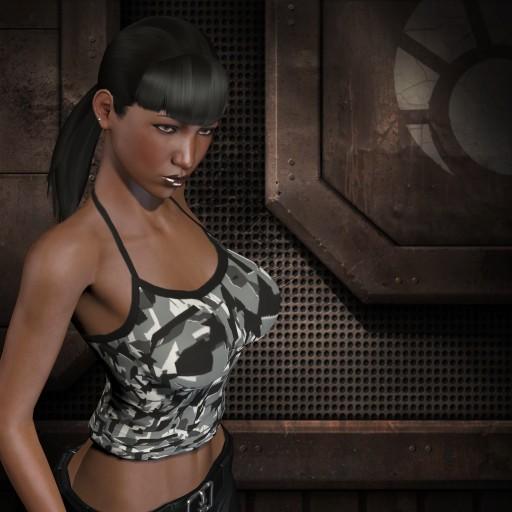 Naomi Kumari