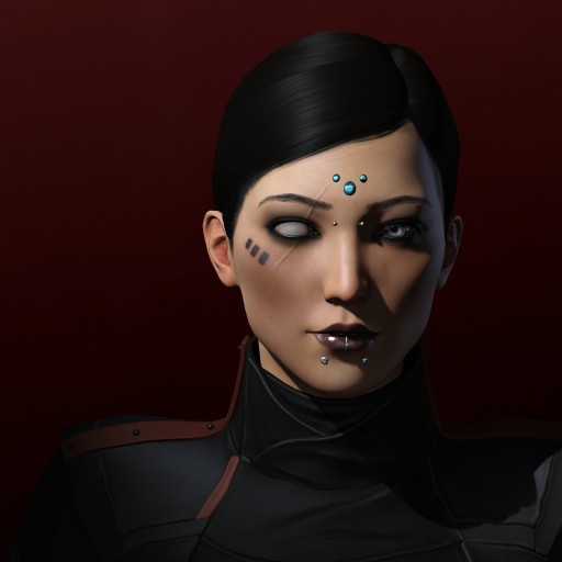 Black--Widow