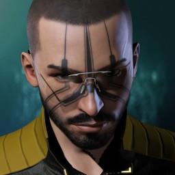 Captin Shepard BenNodin