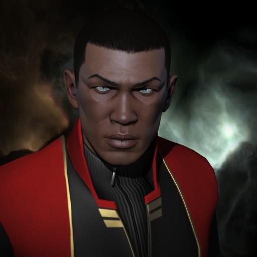 Dark Spok Vulcans