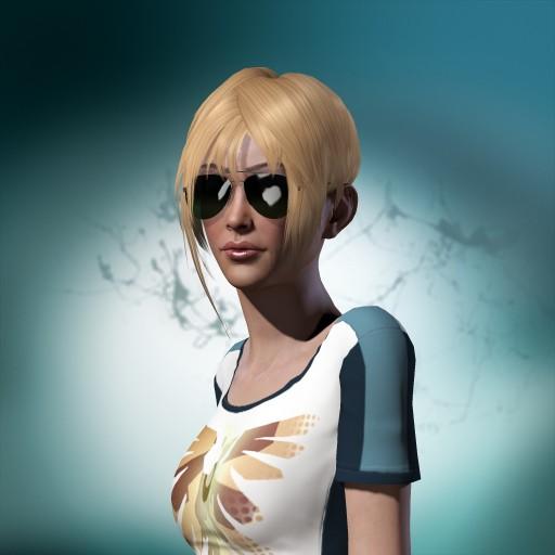 Blondie McBigTits