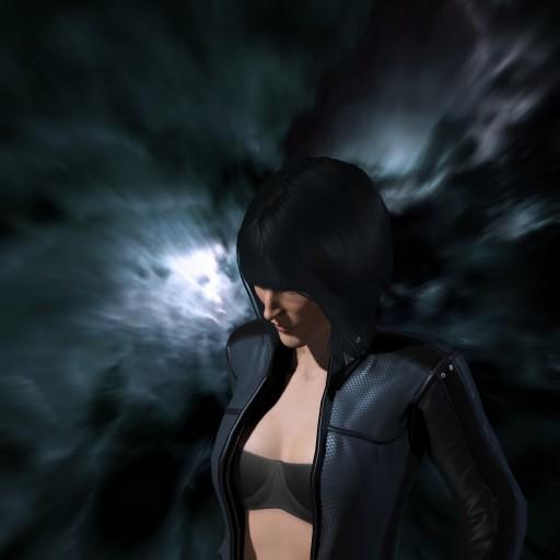 Shadowy Stargazer
