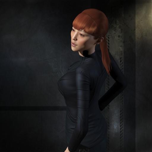Ginger Stargazer