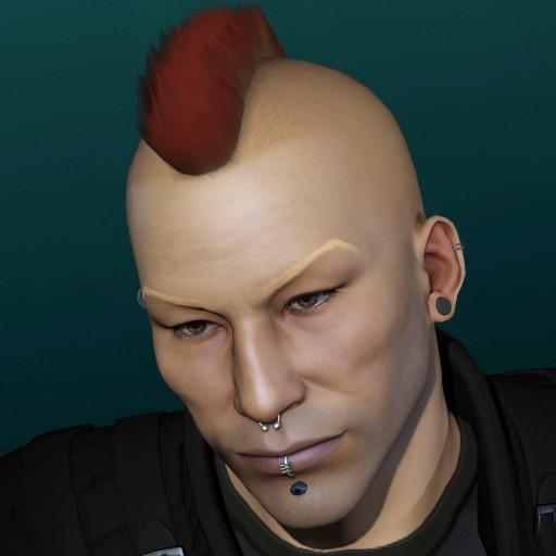 Last Bald