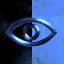 Sneaky Blue Eye