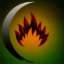 The Crescent Flame