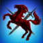 The Red-Dragoons