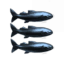 Three Silver Corphish