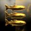 Golden Triple Fish