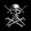 Nine Pirate captian