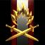 Flaming Swords