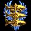GOLDEN MEGALODON
