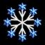 Oblong Snowflakerz