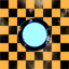 BlueBalls on Grid