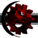 Crescent Red Gear