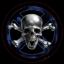 Cloaked Skull