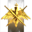 Bronze Cross Eagle