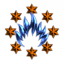 Blue Flame of Valor