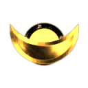 Boat Shaped Gold