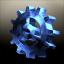 Cobalt Industrial Gear