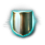 Large Clarity Ward Enduring Shield Booster