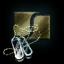 Shadow Serpentis Crystal Tag