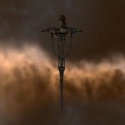 True Sansha Control Tower Medium