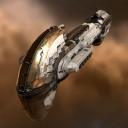 Amarr Battleship Vessel