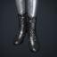 Women's 'Corsair' Heels (black)