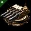 CONCORD Quad 3500mm Siege Artillery