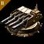 Quad 3500mm Siege Artillery II