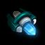 Ubiquitous Moon Ore Mining Crystal I