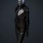 Women's SARO 'Black Troop' Combat Suit